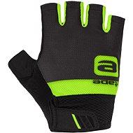 Cyklistické rukavice Etape Air Černá/Zelená