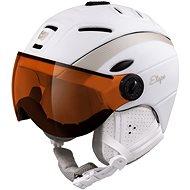 Lyžařská helma Etape Grace Pro Bílá/Prosecco Mat