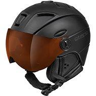 Lyžařská helma Etape Comp Pro Černá/Karbon Mat, vel. 55 - 58 cm