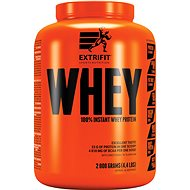 Extrifit 100% Whey Protein, 2kg, Salted Caramel - Protein