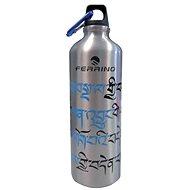 Ferrino Flip 0,75l - steel - Láhev na pití