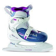 Fila J-One G Ice HR White/Light Blue size 31-35 EU/200-220mm - Women's ice skates