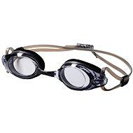 Finish Bolt Black/Smoke Swimming Goggles - Swimming goggles