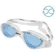 Finis Energy Clear/Blue Swimming Goggles - Swimming goggles