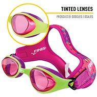 Finis Frooglez Scales Tint - Plavecké brýle