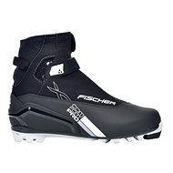 Fischer XC Comfort Pro Black Silver - Pánské boty na běžky