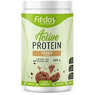 Fit-Day Protein Active, Cookie, 900g - Protein