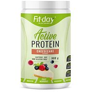 Fit-Day Protein Active, Cheesecake, 900g - Protein
