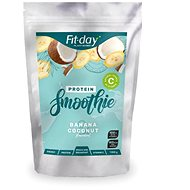 Fit-Day Protein Smoothie, Banana/Coconut, 1800g - Smoothie