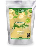 Fit-Day Protein Smoothie, Spinach/Banana, 1800g - Smoothie