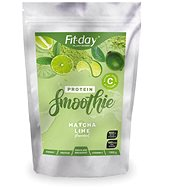 Fit-Day Protein Smoothie, Matcha/Lime, 1800g - Smoothie