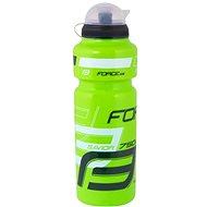 Force SAVIOR ULTRA 0,75 l, zeleno-bílo-černá - Láhev na pití