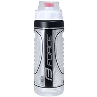 Force HEAT 0.5l Thermos, white-black - Drinking Bottle