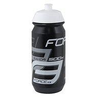 Force SAVIOR 0,5 l, černo-šedo-bílá - Láhev na pití