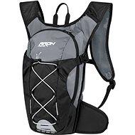 Force Aron Ace 10 l, šedo-černý - Sportovní batoh