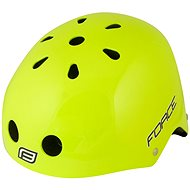 Force BMX, Fluo Glossy - Bike Helmet