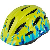 Force ANT, Fluo-Blue - Bike Helmet