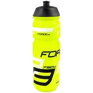 Force Savior 0,75 l, fluo-černo-bílá - Láhev na pití