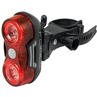 Světlo na kolo Force Optic 8 lm 2X Led + Baterie