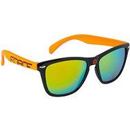 Force FREE černo-oranžové, oranž. laser skla - Cyklistické brýle