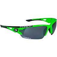 Force CALIBRE fluo zelené, černá laser skla - Brýle