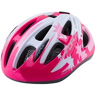 Force LARK, Children's, Pink-White, M, 54-58cm - Bike Helmet