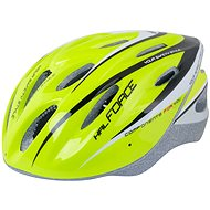 Force HAL, Fluo-Black, S-M, 54-58cm - Bike Helmet