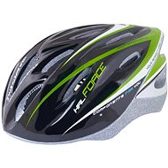 Force HAL, Black-Green-White - Bike Helmet