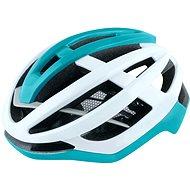 Force LYNX, White-Turquoise, L-XL, 58-62cm - Bike Helmet