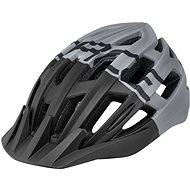 Force CORELLA MTB, černo-šedá - Helma na kolo