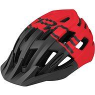 Force CORELLA MTB, černo-červená - Helma na kolo