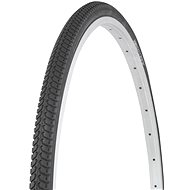 Force 27 x 1 1/4, IA-2202, Wire, Black - Bike Tyre