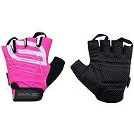 Force SPORT, růžové - Cyklistické rukavice