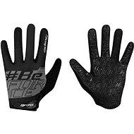 Force MTB SWIPE, černo-šedé - Cyklistické rukavice