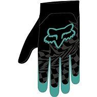 Fox Flexair Glove zelená 2X - Cyklistické rukavice