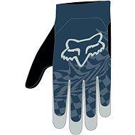 Fox Flexair Glove modrá 2X - Cyklistické rukavice
