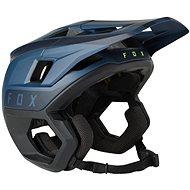 Helma na kolo Fox Dropframe Pro Helmet modrá / černá