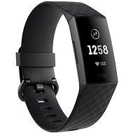Fitbit Charge 3 Black / Graphite Aluminium - Fitness náramek