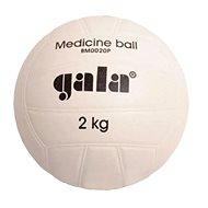 GALA Medicinbal plastový 2kg - Medicinbal