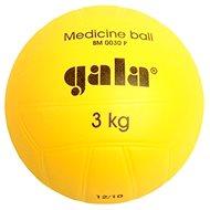 GALA Medicinbal plastový 3 kg - Medicinbal