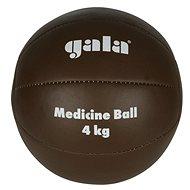 GALA Medicinbal kožený 4 kg - Medicinbal