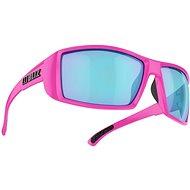 Bliz Drift Matt Pink Smoke W Blue Multi - Cyklistické brýle
