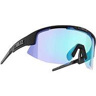 Bliz MATRIX NANO OPTICS Matt Black Nordic Ligh Coral - Orange w Blue multi Cat.1 - Cyklistické brýle
