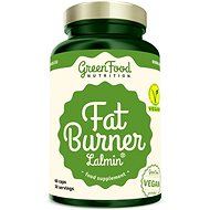 GreenFood Nutrition Fat Burner, 60cps - Fat burner