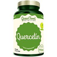 GreenFood Nutrition Quercetin 95% 90cps - Superfood