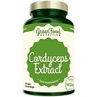 GreenFood Nutrition Cordyceps 90  kapslí.