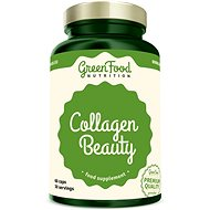GreenFood Nutrition Colagen Beauty 60cps