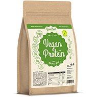 GreenFood Nutrition Vegan protein příchuť čokoláda 500g - Protein