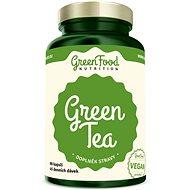 GreenFood Nutrition Zelený čaj 90 kapslí - Superfood