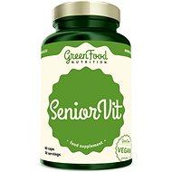 GreenFood Nutrition SeniorVit 60cps